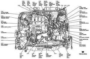 92 Ford Tempo Engine