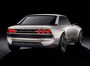 Elegende Peugeot : peugeot e legend concept goes back to the future ~ Melissatoandfro.com Idées de Décoration