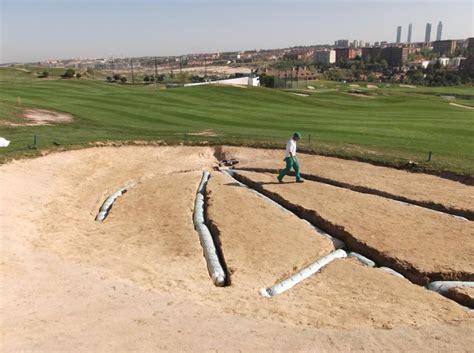 drenaggio terreno giardino drenotube il nuovo sistema di drenaggio preassemblato