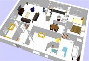 plan de maison facile ralisation de plan 3d gratuits With faire son plan de maison en 3d