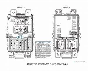 Kia Picanto - Junction Box  Passenger Compartment