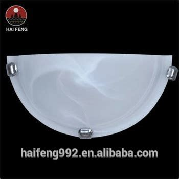 half round glass wall l modern wall light buy glass