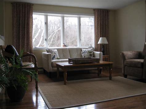 custom window treatments traditional living room