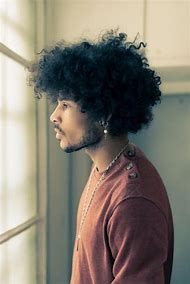 Natural Hairstyles for Black Men Curly Hair
