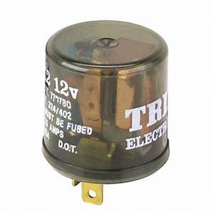 Tridon Replacement Turn Signal Flasher Unit  2