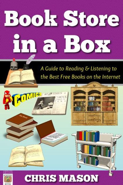 Book Store In A Box A Guide To Reading And Listening To