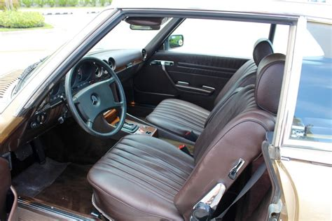 Paint has a nice shine to it and is in good. 1983 Mercedes-Benz 380sl | Classic Cars of Sarasota