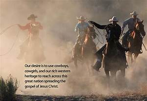 ABOUT   Fellowship Of Christian Cowboys