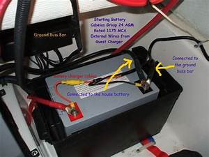 How To Wire Fuse Block- Question About  -  Side