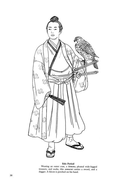 japanese coloring book japanese clothing colouring pages 0 desen boyama