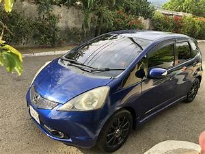 2010 Honda Fit Rs For Sale In Kingston    St  Andrew