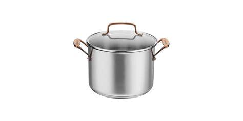 cuisinart  pc ss rose gold cookware set