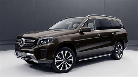 Mercedes Gls 2019 Introducing; Thenew 2019 Mercedes Gls
