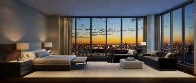 Bedroom Of The Residence At One Riverside Park With New York City View Modern Household Two Bedroom Apartment Nyc Ideas Two Bedroom Apartment One Bedroom Apartment In New York City Latest Images NA90 Clean Bedrooms Apartment In New York City Queens Apartments For Rent