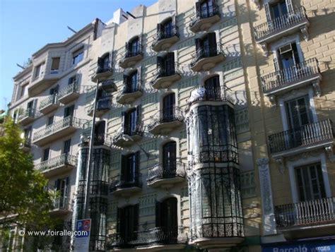 "Espagne Barcelone ""gracia Quartier"" Le Flair Mditerranen"