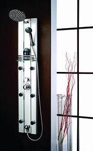 Casa immobiliare, accessori: Pannello doccia idromassaggio