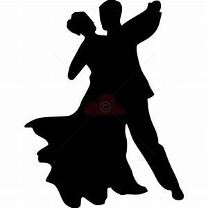 Ballroom Dancer Silhouette - ClipArt Best