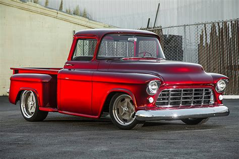 Find Out What Made This 1956 Chevy Pickup A Complete