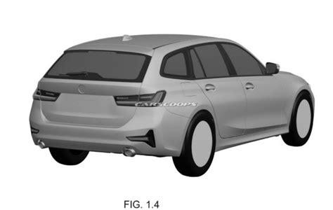 Gambar Mobil Gambar Mobilbmw 3 Series Sedan by Paten Bmw 3 Series Touring 2019 Bocor Ke Publik Cakep