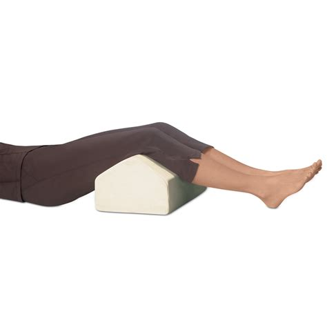 leg wedge pillow walmart contour products contour kneezup leg wedge reviews wayfair