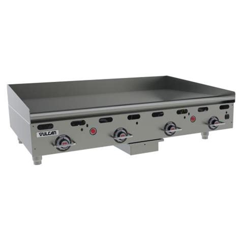 Countertop Griddle Gas by Vulcan Msa48 48 In Countertop Gas Griddle Etundra