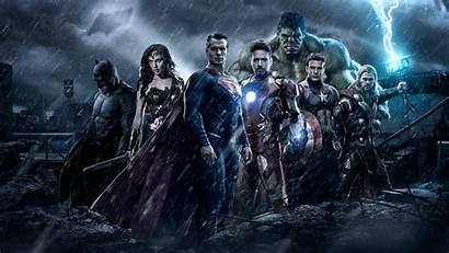 Dc Marvel Kahraman