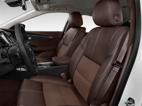 image  chevrolet impala  door sedan lt wlt front