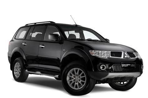 2015 Mitsubishi Sport by 2015 Mitsubishi Pajero Sport Pictures Information And