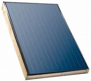 informations sur le panneau solaire thermique panneausolfr With panneau solaire thermique fait maison