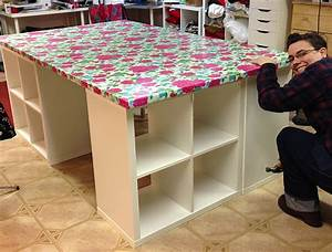 Creating, My, Dream, Cutting, Table, For, Sewing