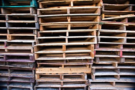 stack  wooden pallets  stock photo public domain