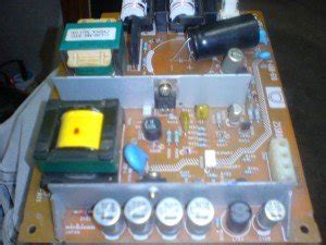 Modifikasi Power Supply Switching by Power Supply Ps 2 Konslet Service Lcd Tv Sukabumi