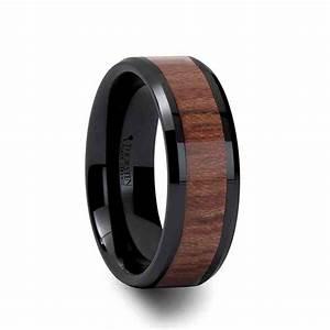 Black Titanium Wedding Rings Wedding And Bridal Inspiration