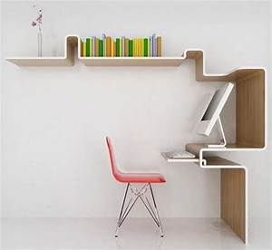space saving furniture home office desk storage idea With space saving desk useful desk for small room