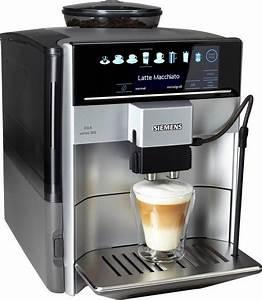 Siemens kaffeevollautomat eq6 s300 te613501de for Siemens kaffeeautomat