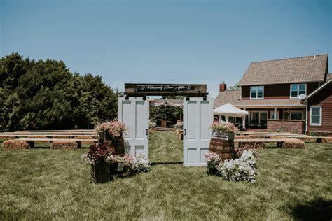 outdoor wedding venues lincoln nebraska kaylie sirek