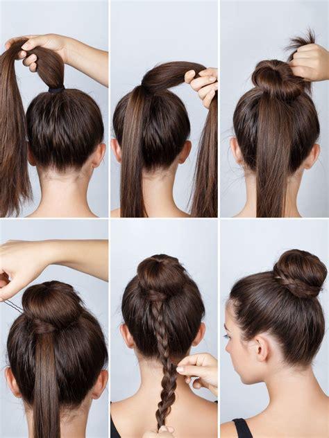 Step By Step Die 10 Schönsten Frisuren Zum Nachstylen In