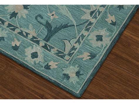 area rug teal dalyn tribeca teal rectangular area rug dltb6teal 1334
