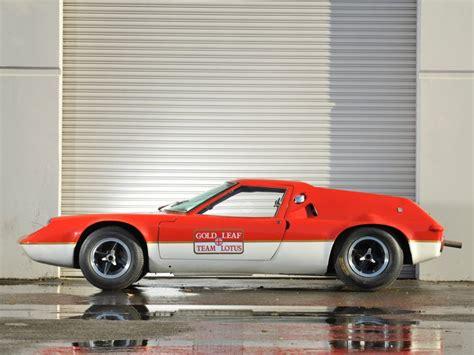 1966 Lotus Europa Racing Car Type-47 Race Racing F