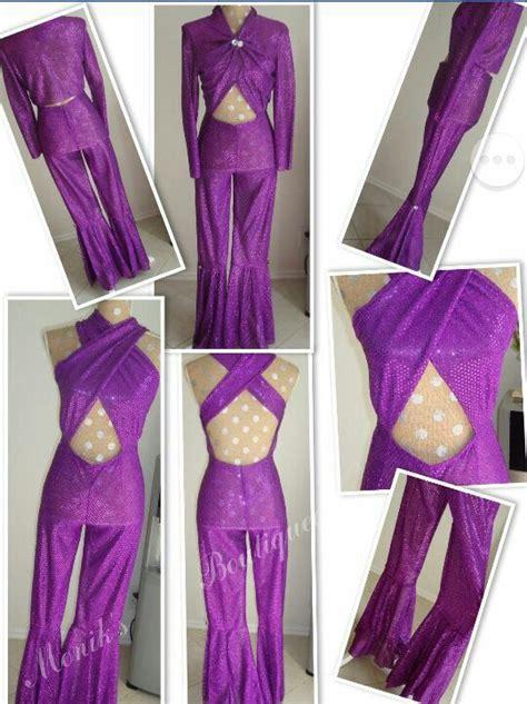 selena purple jumpsuit selena quintanilla costume purple criss cross jumpsuit