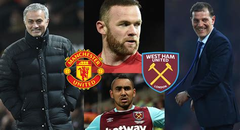 Preview: Manchester United host West Ham in EFL Cup - The ...