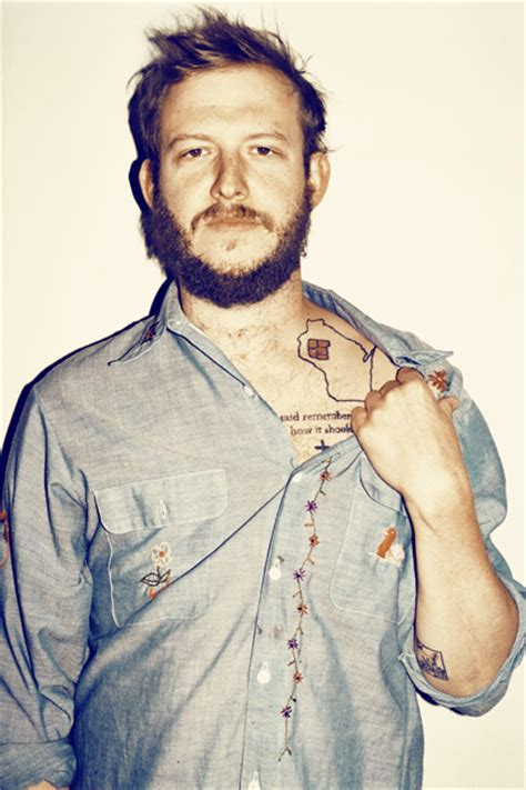 bon ivers justin vernon stripped  spoon cover
