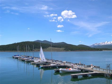 Pontoon Boats Lake Dillon by Guide To Breckenridge Co Drive The Nation