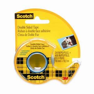Scotch Double Face : scotch removable double sided tape walmart canada ~ Melissatoandfro.com Idées de Décoration