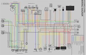 Wiring Diagram Suzuki Vinson
