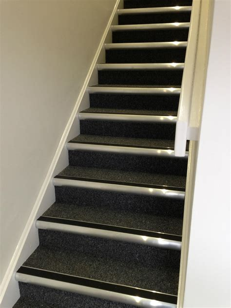 Tile Stair Nosing Profile by Quantum Flooring Solutions A Trading Name Of Quantum