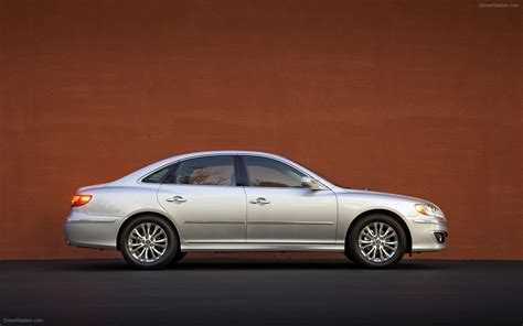 Hyundai Azera Wallpaper by Hyundai Azera 2011 Widescreen Car Wallpaper 03 Of