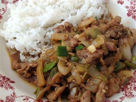 cuisine wok poulet les meilleures recettes de wok et poulet
