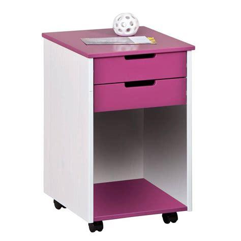 caisson de bureau caisson de bureau 2 tiroirs quot quot fuchsia