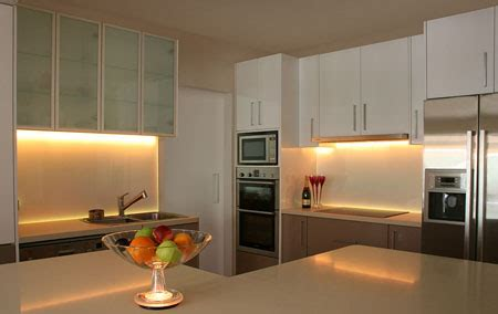 kitchen inspiration  cabinet lighting  lark